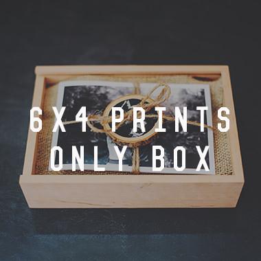 6x4 prints box