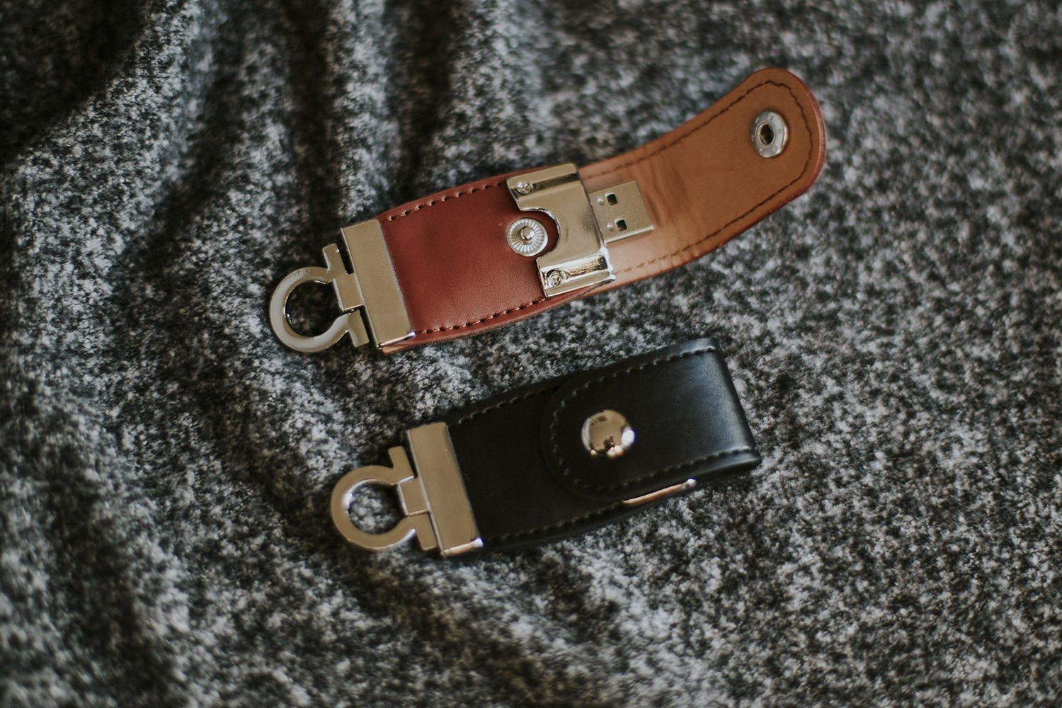 leather belt usb