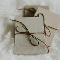 Linen Accordion Photo Album