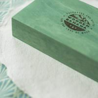 green box for prints