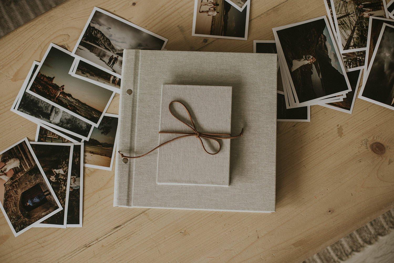 self adhesive photo album