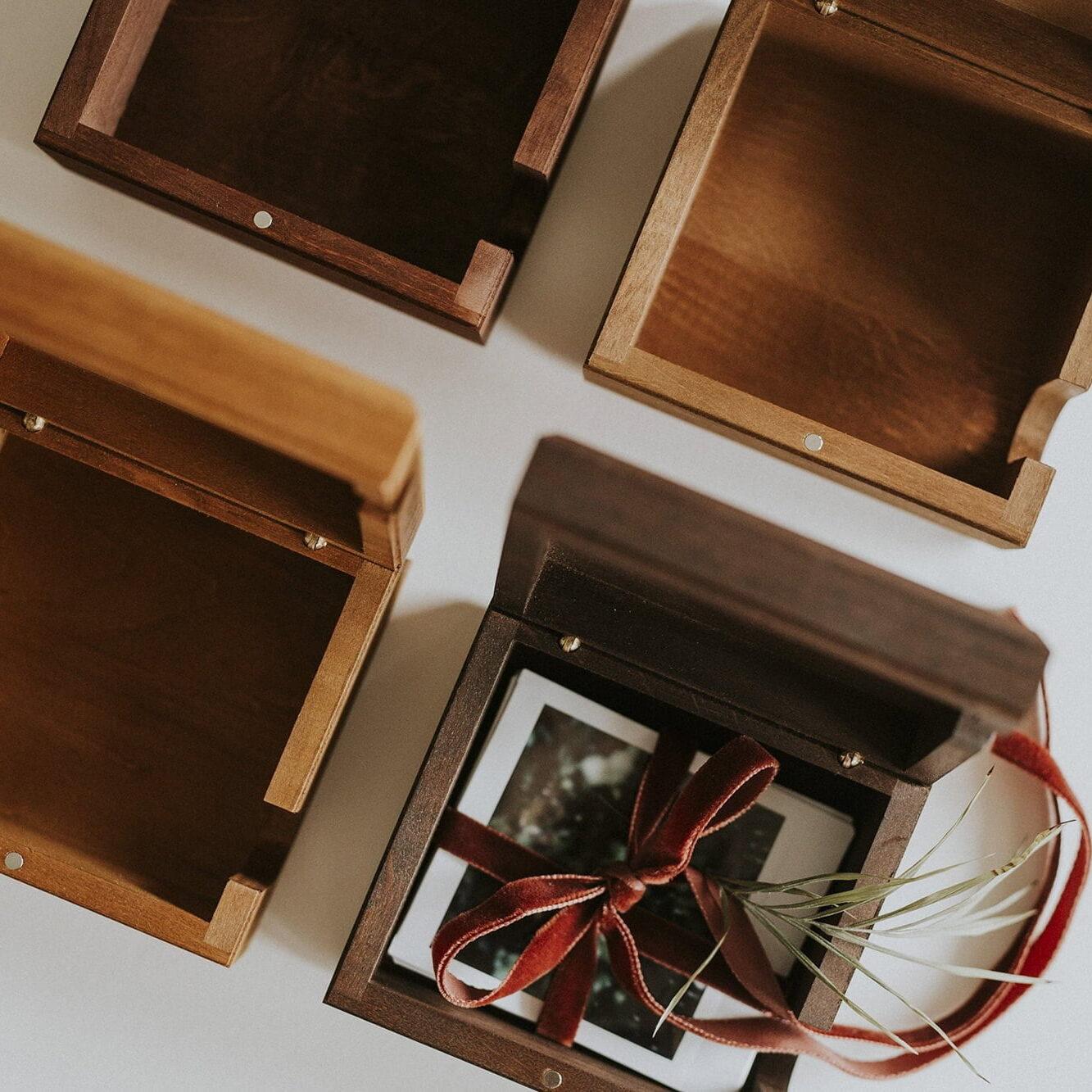 instax prints box