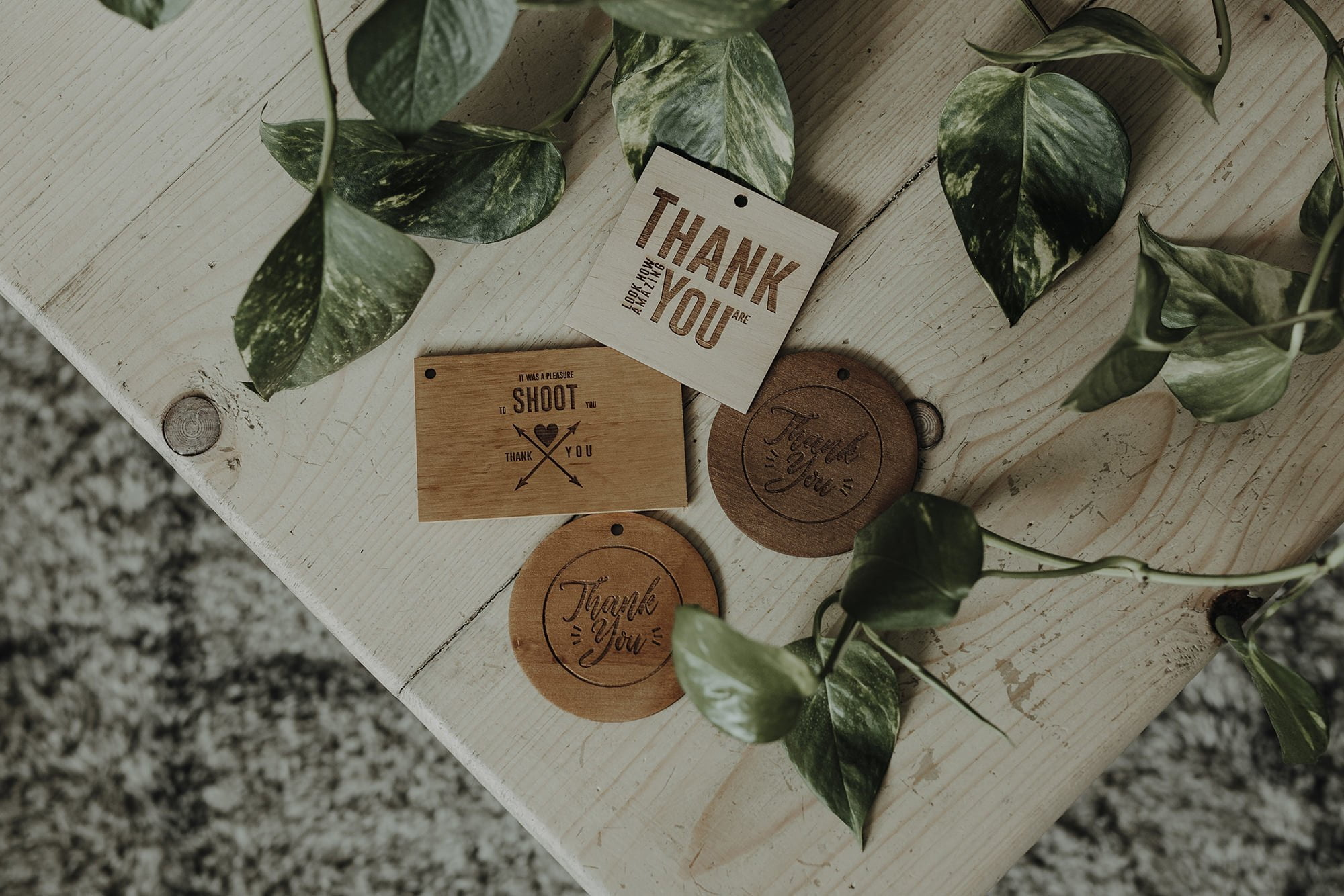 3 simple ways to make your photography packaging extra personal. 1