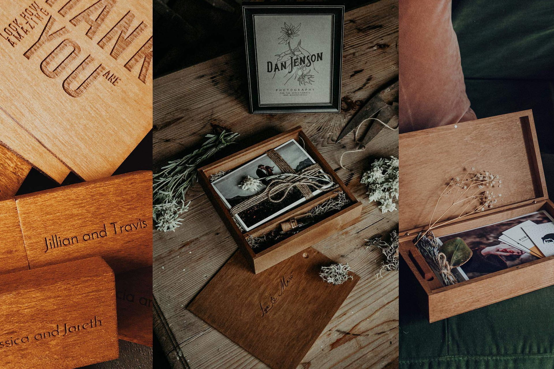 october photography packaging inspiration