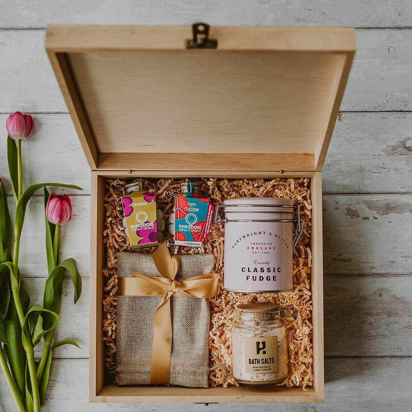 All Inclusive Giftbox - blooming appreciation 4