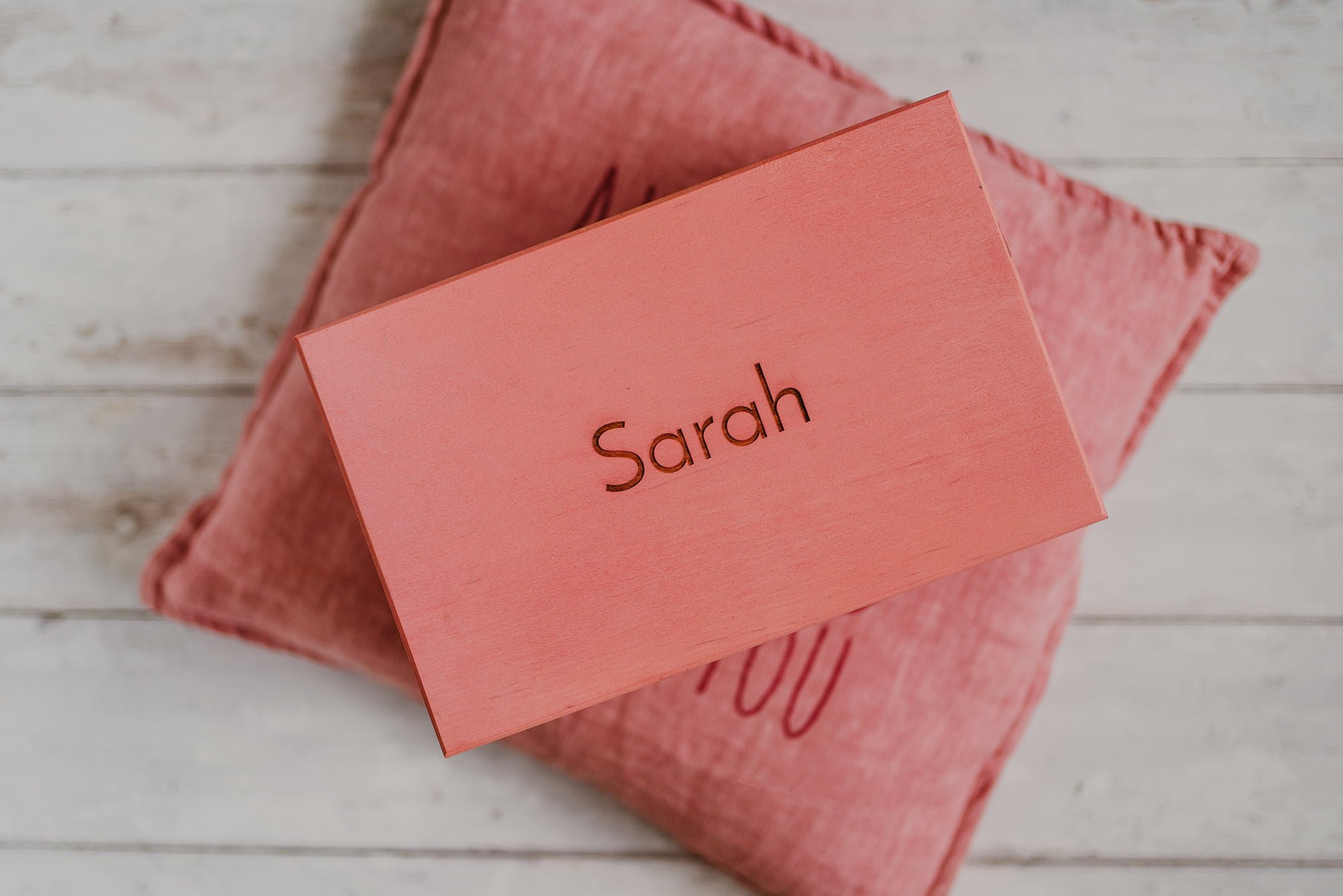 personalised storage box for girls 4