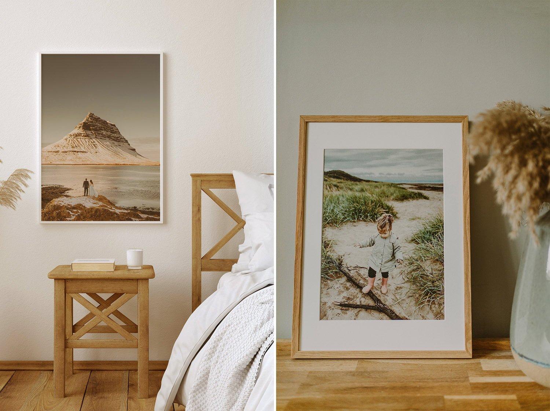 Frame your photos